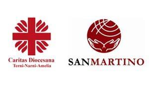 CARITAS DIOCESANA E ASSOCIAZIONE SAN MARTINO